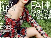 Katy Perry regard vide pour Vogue. dirait qu'elle morte