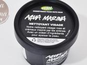 Aqua Marina nettoyant visage sirènes