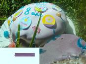 Gâteau d'anniversaire fille stickers ScrapCooking thème princesse