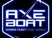 """BOAT 2013 """"Dernier ticket pour l'espace"""" août soirées Set…"""