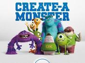 Monstres Academy application pour créer propre monstre