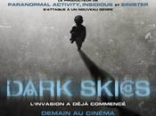 Dark Skies Scott Stewart avec Keri Russell, Josh Hamilton, Dakota Goyo