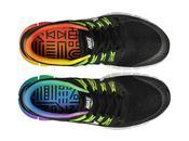 chaussures NIKE couleurs Drapeau