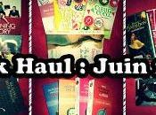 Book Haul Juin 2013