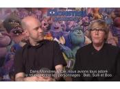 Ambassadeurs Disney Rencontre Créateurs Film Monstres Academy