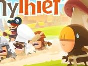 Tiny Thief, nouveau Rovio iPhone...