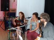 Fernant Zeste featuring Sarah Leuridan Antje Cochuyt Leuridan, Coiffure Liliane, Bruxelles, juillet 2013