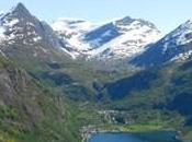 Norvege voyager bord l'express cotier
