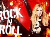 attitude Rock Roll pour Avril Lavigne.