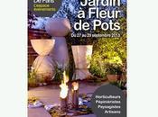 PARC FLORAL PARIS Pour découvrir Salon Jardin Fleur Pots