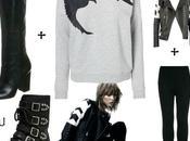 Look inspiré campagne Automne-Hiver 2013 avec Karlie Kloss
