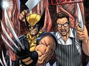 comics Wolverine écrit gagnant Chef