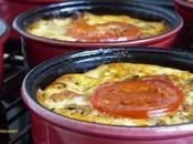 Cassolettes gratin legumes soleil fines herbes
