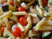 Pennes l�gumes grill�s