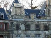 château Romainville ruine