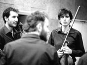 """❛Concert❜ Quatuor Béla, Villa Demoiselle, Flâneries Musicales Reims """"Quatre garçons dans vent""""... parcours slave grand classé."""