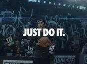 Nike présente nouvelle pour Just