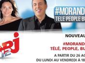 #MORANDINI TELE, PEOPLE, BUZZ Voici bande-annonce