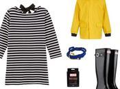 robe marinière, deux tenues