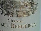 vins Mentelle (Australie) Haut Bergeron