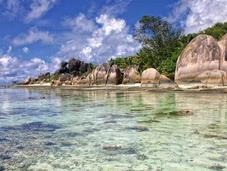 plages parmi plus belles monde