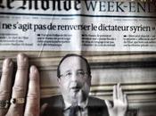 Syrie: Hollande punition nécessaire