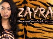Zayra reprend chanson Maître Gims