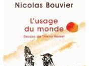Nicolas Bouvier, usage monde