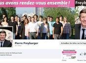 page facebook Pierre Freyburger ligne. #Mulhouse