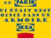Résultat Concours L'extraordinaire voyage Fakir était resté coincé dans armoire IKEA Romain Puértolas.