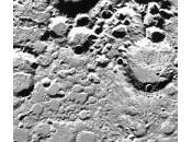 l'eau découverte surface Lune