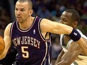 Jason Kidd avoir maillot Nets retiré octobre