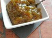 Compote figues gingembre