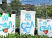 gamme produits laitiers couleurs l'OM