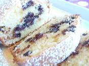 Cake amandes pepites chocolat