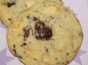 Cookies Laura Todd, chunks chocolat blanc noir