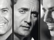 Roch Voisine, Dany Brillant Damien Sargue jouent Gentlemen nouvel album