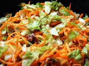 Salade d'Automne Chou Frisé