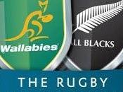 Rugby Championship 2013 Programme 6ème Journée