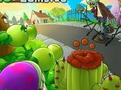 Plantes contre Zombies optimisé pour toutes versions iPhone 5...
