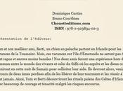 """belle critique d'une chroniqueuse littéraire professeure écoles pour roman Berti Irlande. nuit Samaín"""""""