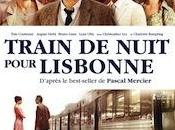 Train nuit pour Lisbonne cinéma très belle surprise