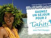 Route Monoï programme voyage Tahiti gagner