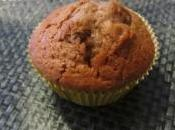 Muffins pralinoise pignons pins torréfiés