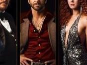 American Hustle David O'Russel avec Jennifer Lawrence, Bradley Cooper, Christian Bale