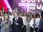 chœurs chantent idoles pour divertissement soir France