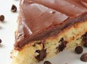 Gâteau banane pépites chocolat