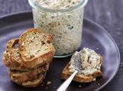 Idée iodée pour l'apéritif Rillettes sardines