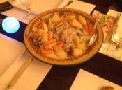 Blanquette veau l'ancienne légumes champignons Paris