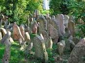 Ville: vieux cimetière juif Žižkov (Olšany)
